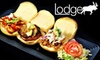 51% Off at The Lodge Restaurant & Bar
