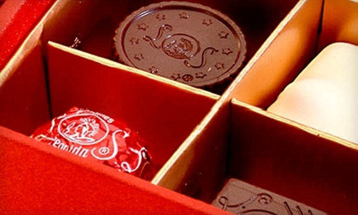 Leonidas Chocolaterie - Chicago: $10 for a Chocolate and Espresso Tasting for Two at Leonidas Chocolaterie ($22.30 Value)