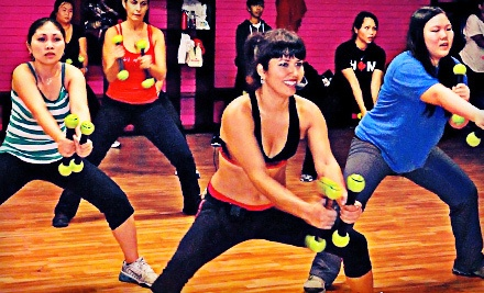 1 Month of Unlimited Weekday-Morning Zumba Classes (a $56 value) - Zumba Latin Fitness Ztudio in Burnaby