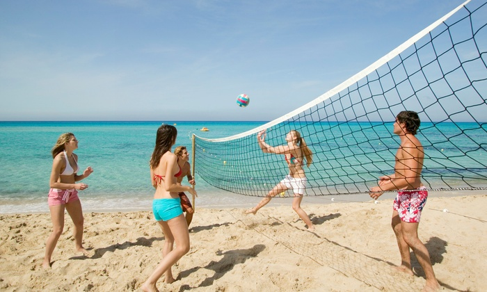 Carolina Courts Indian Trail - Carolina Courts Indian Trail: $84 for Kids' Sand-Volleyball Summer Camp on August 5–7 at Carolina Courts Indian Trail ($135 Value)