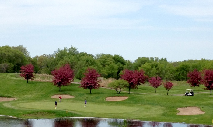 Stillwater Oaks Golf Course - Stillwater: Golf with Cart and Range Balls for 2 or 4 or 10-Round Punchcard at Stillwater Oaks Golf Course (Up to 53% Off)