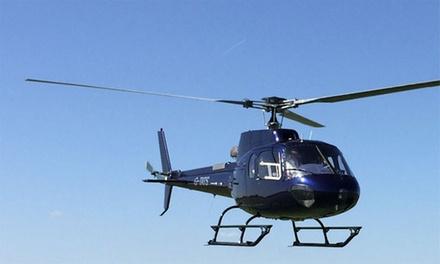 Cardiff Coast Helicopter Flight