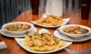 Roux 38 Lounge - Roux 38 Lounge: Weekend Brunch Buffet for Two, or Creole Food for Dinner for Two or Four at Roux 38 Lounge (Up to 38% Off)