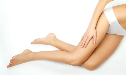 Six Laser Hair-Removal Treatments at Park Avenue Plastic Surgery & Spa (Up to 88% Off). Four Options Available.