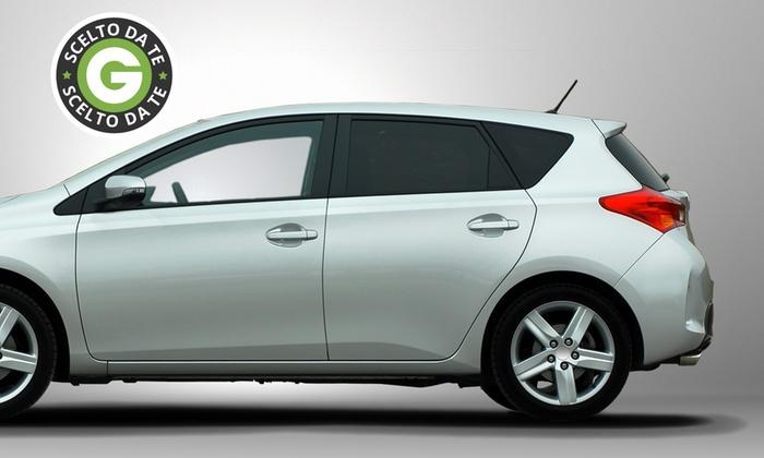 Starglass - Più sedi: Oscuramento di 3 o 5 vetri dell'auto da 89 €