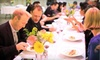 Up to 52% Off Six-Restaurant Tour from Dishcrawl