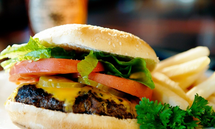 Your Burger - Murfreesboro: $12 for $24 Worth of Burgers and Drinks at Your Burger