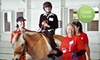 (Grassroots) Little Bit Therapeutic Riding Center - Cottage Lake: $10 Donation for Gear at Therapeutic Riding Center