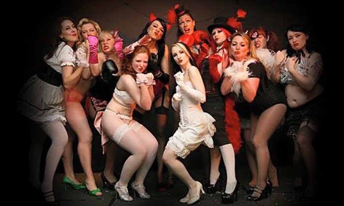 Free Spirit Dance - Calgary: Burlesque & Wine Night Out for One or Two (Up to 58% Off)