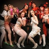 Up to 48% Off a Burlesque & Wine Night Out