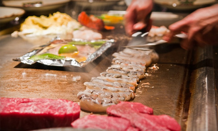 Ichi Shogun Restaurant - Amherst: $17 for $35 Worth of Japanese Food and Drinks at Ichi Shogun Restaurant