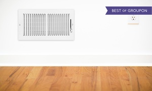 HomeSeal: CC$79 for Duct Cleaning with Before-and-After Video from HomeSeal (CC$200 Value)