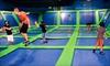 Get Air Sportsplex - OLD OWNERS - Kaysville: $10 for One Hour of Jumping for Two at Get Air Sportsplex ($20 Value)