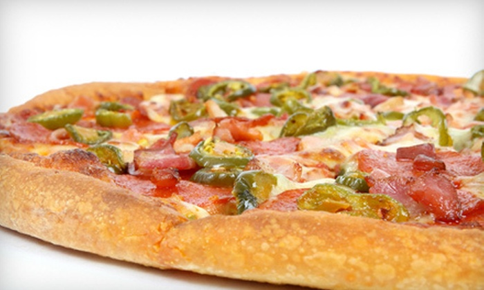 Ray's Pizza - Clayton: $10 for Two Medium, Two-Topping Pizzas at Ray's Pizza ($21.98 Value)