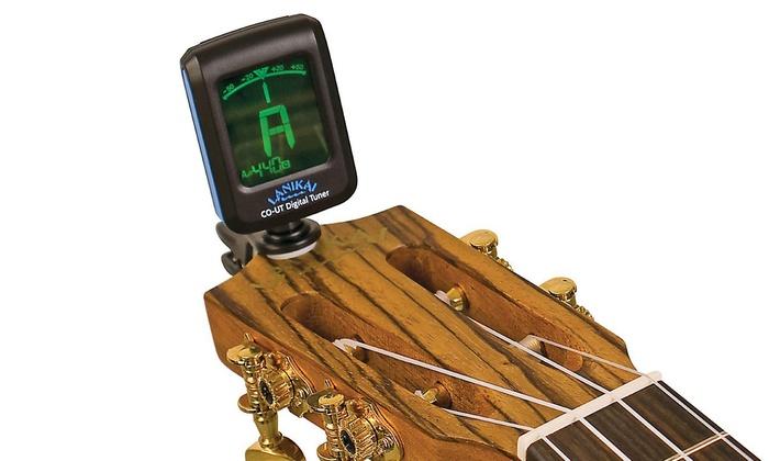 clip on ukulele electronic tuner groupon goods. Black Bedroom Furniture Sets. Home Design Ideas