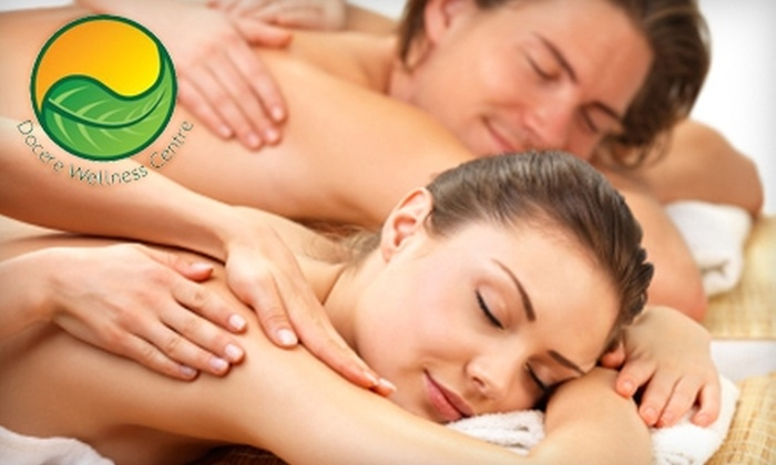 Docere Wellness Centre - Ranchlands: $35 for a One-Hour Therapeutic Massage at Docere Wellness Centre