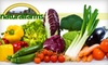 naturalfarms - Central Park: $38 for a One-Year Membership to naturalfarms and One Bag of Locally Grown Produce or Meat ($84.10 Value)