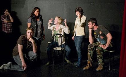 The New Movement Theater - The New Movement Theater in Austin