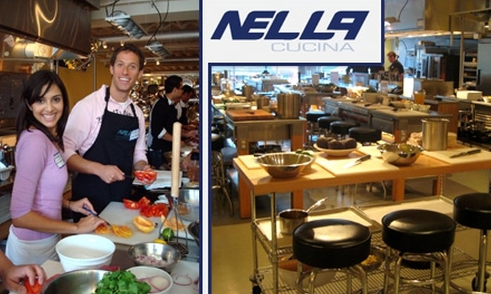 Nella Cucina - Casa Loma: $60 Cooking Class from Nella Cucina (Up to $125 Value)