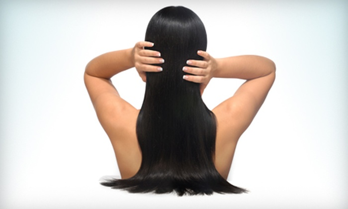 Trichology Salon - East Congress: $120 for a Keratin Treatment at Trichology Salon ($300 Value)