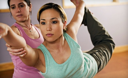 5 Yoga Classes (a $70 value) - Sabeena Yoga in Coral Springs
