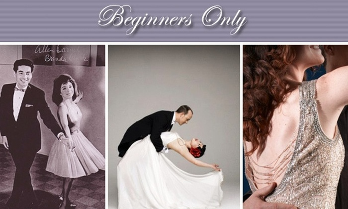 Beginners Only - Social Ballroom Latin Dance Studio - Woodlake/ Briar Meadow: $65 for Three Private Ballroom Dance Lessons at Beginners Only ($195 Value)