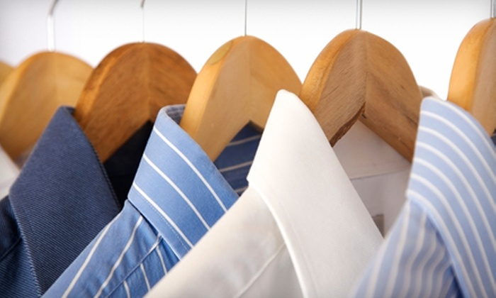 Holiday Dry Cleaners - Multiple Locations: Dry Cleaning or Bridal-Gown Preservation at Holiday Dry Cleaners