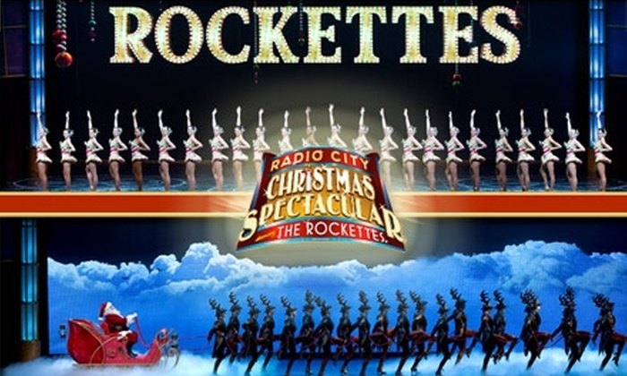 """Radio City Music Hall  - New York City: Up to 47% Off One Ticket to """"Radio City Christmas Spectacular."""" Buy Here for a $65 Ticket on Wednesday, December 30, at 11 a.m. ($105 Value). See Below for Other Showtimes and Prices."""