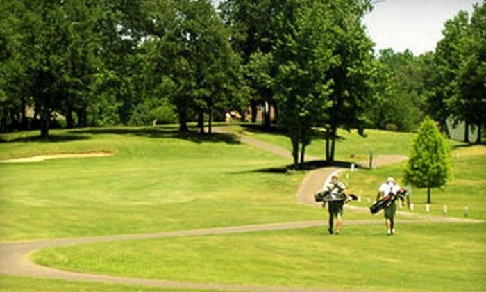 Wedgewood Golfers' Club in Southaven or North Creek Golf Course in Olive Branch - Multiple Locations: $38 for Two Rounds of Golf and Cart Rental at Wedgewood Golfers' Club or North Creek Golf Course ($76 Value)