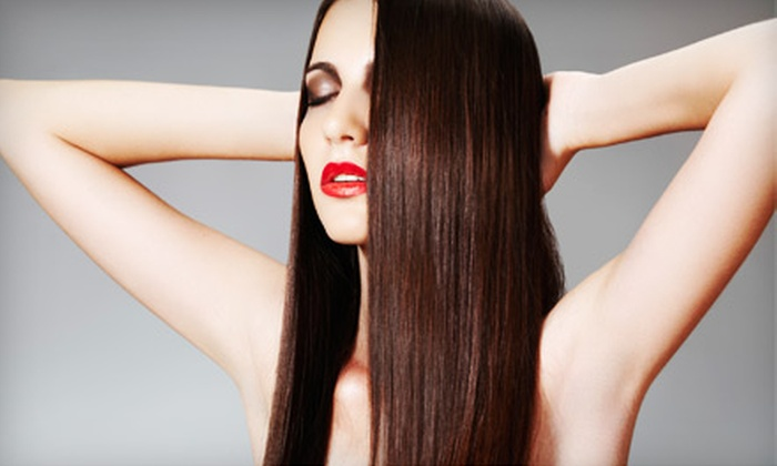 Honors Salon - Vestavia Hills: $99 for Keratin Complex, Brazilian Blowout, or Pravana Hair-Straightening Treatment at Honors Salon (Up to $220 Value)