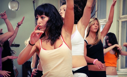 5-Class Pass for Yoga-Fusion, Zumba, or Belly-Dance Sessions (a $75 value) - Life Dance Studios in Westfield