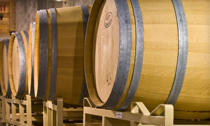 Haak Vineyards & Winery - Texas City-League City: Vineyard Tour with Merchandise Credit for Two, Four, or Six at Haak Vineyards & Winery in Santa Fe (Half Off)
