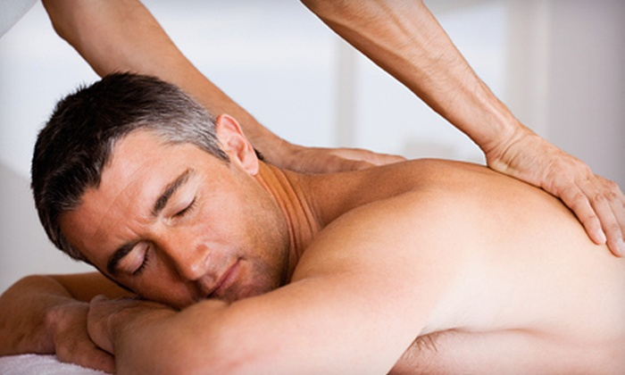 Inline Chiropractic - Canton: One or Three 60-Minute Therapeutic Massages or a Chiropractic Package at Inline Chiropractic in Canton (Up to 57% Off)