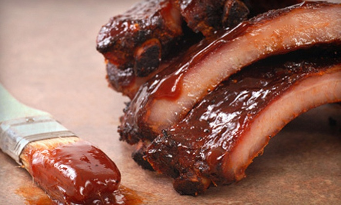 Stan's Bar-B-Q - Olde Town: $12 for $25 Worth of Kansas City-Style Barbecue at Stan's Bar-B-Q