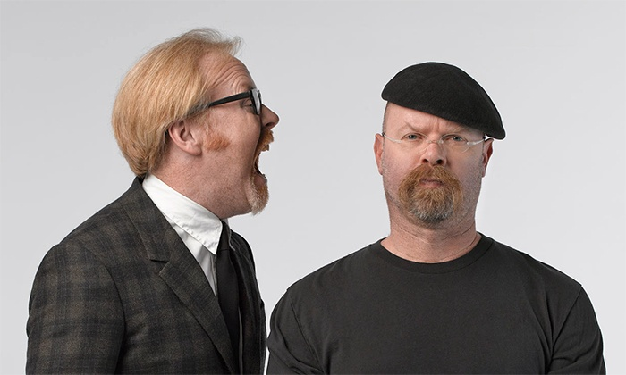 """MythBusters: Behind The Myths Tour - Sony Centre For The Performing Arts: """"MythBusters: Behind the Myths"""" at Sony Centre For The Performing Arts on Saturday, November 29 (Up to 44% Off)"""