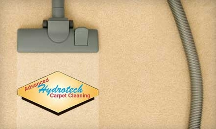 Advanced Hydrotech Carpet Cleaning - Midland / Odessa: $49 for $100 Worth of Carpet or Tile Cleaning from Advanced Hydrotech Carpet Cleaning