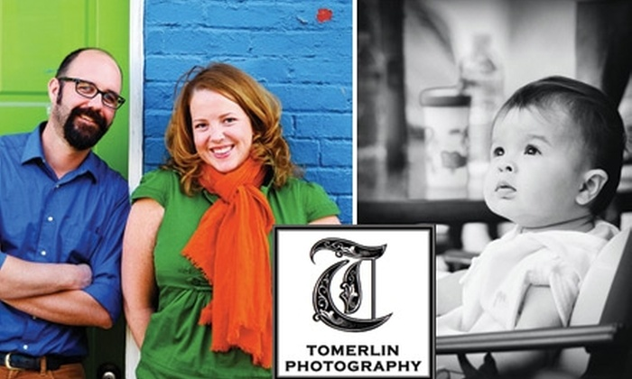 Tomerlin Photography - Washington DC: $65 for a Professional Photography Package from Tomerlin Photography ($550 Value)