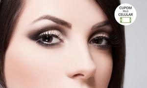Uli Beauty – Unidade Paulista: Uli Beauty – Bela Vista: micropigmentação e design de sobrancelhas (com opção de contorno dos olhos)