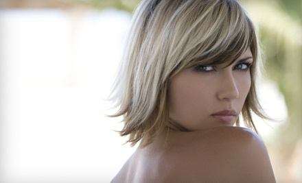 Shampoo, Haircut, and Style (a $45 value) - Kelly Roberts at Southern Chic Salon in High Point