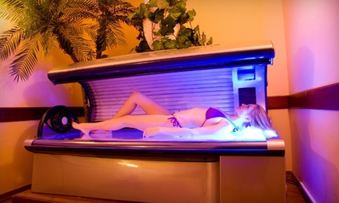 Tanning Bed - Multiple Locations: $20 for $50 Toward Tanning at Tanning Bed