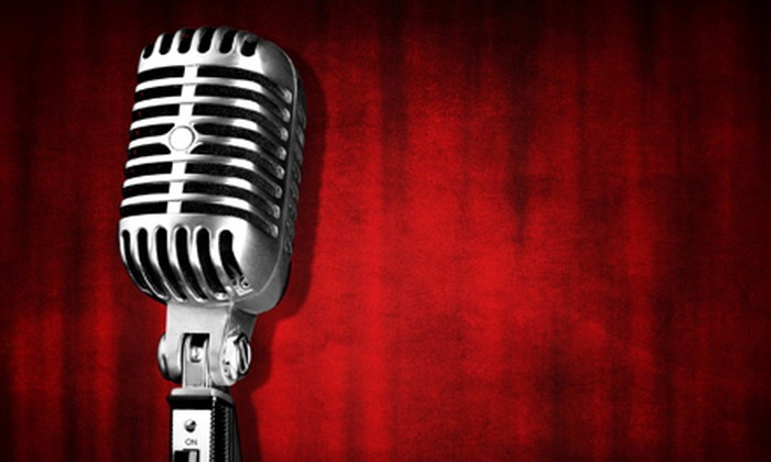 Comedy Show - I-435 West Kc-ks: One or Two Comedy-Show Packages for Four Including Tickets and Chips and Dip at Stanford's Comedy Club (Up to 80% Off)