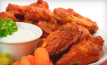 1808 Monroe Ave. NW in Grand Rapids: Two 12-Piece Boneless or Regular Wing Combos - Wing Heaven in Grand Rapids