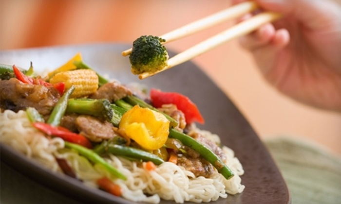 Pawana Thai Cuisine - Englewood: $15 for $30 Worth of Thai Cuisine and Drinks at Pawana Thai Cuisine in Englewood