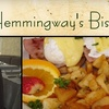 Half Off French Fare at Hemmingway's