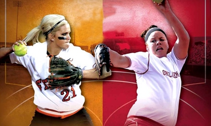 National Softball Hall of Fame and Museum - Central Oklahoma City: $20 for Two Tickets to Bedlam Softball and Admission for Two to the National Softball Hall of Fame and Museum ($42 Value)