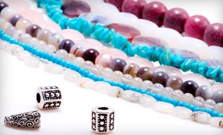 $50 Groupon to AH Beads - AH Beads in