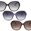 AG Italy Collection Women's Oversized Sunglasses