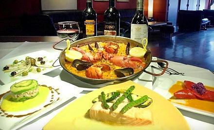 $60 Groupon for Dinner - Divino Lounge & Restaurant in Bethesda