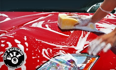 The Durham Ritz Carwash: 1 SUV, Truck, or Crossover detail  - The Durham Ritz Carwash in Durham