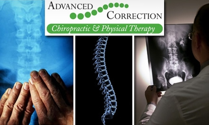 Advanced Correction Chiropractic and Physical Therapy - Multiple Locations: $29 for Exam, X-Ray, and Therapy at Advanced Correction Chiropractic & Physical Therapy